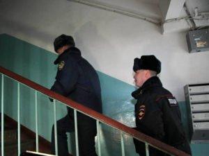 Брянские полицейские за две недели выявили полторы сотни бытовых преступлений