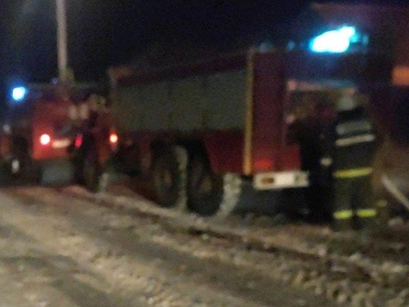 Ночной пожар в Гордеевском районе унёс жизнь человека