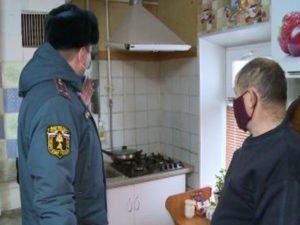 Жителям Брянской области  напомнили о правильном использовании отопительного оборудования