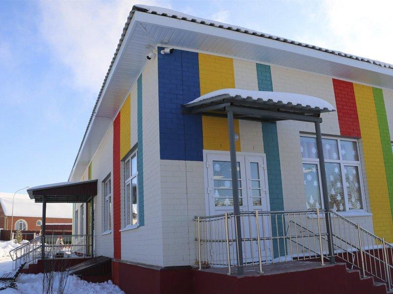 Навлинский детский сад расширился на 55 ясельных мест