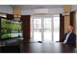 Владимир Путин не исключил снятия ограничений благодаря улучшению ситуации с COVID-19 в РФ