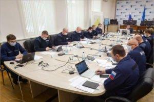 Игорь Маковский провёл в Твери Штаб по повышению надёжности электросетевого комплекса региона