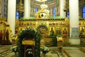 Трансляция рождественского богослужения в Кафедральном соборе Брянска начнётся с 23.30