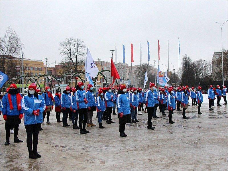 В брянском «Снежном десанте» в этом году участвуют шесть студотрядов
