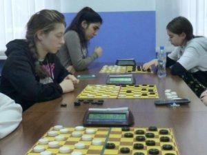 В Брянске состоялось первенство области по стоклеточным шашкам