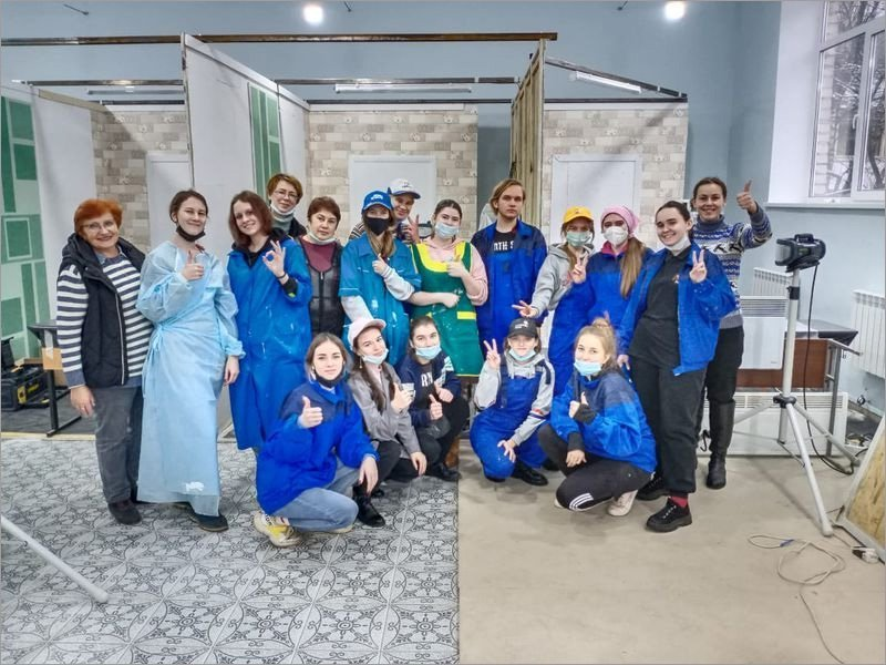 «Экспресс Ворлдскиллс» в Брянской области: новую профессию получили 1000 пострадавших от коронавируса