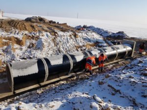 Участок федеральной трассы А-240 в Новозыбковском районе отремонтируют в этом году