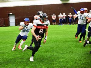 Брянский «Спартак» откроет официальный сезон американского футбола 1 мая