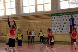 Брянское «Торпедо» выиграло первый круг областного волейбольного первенства