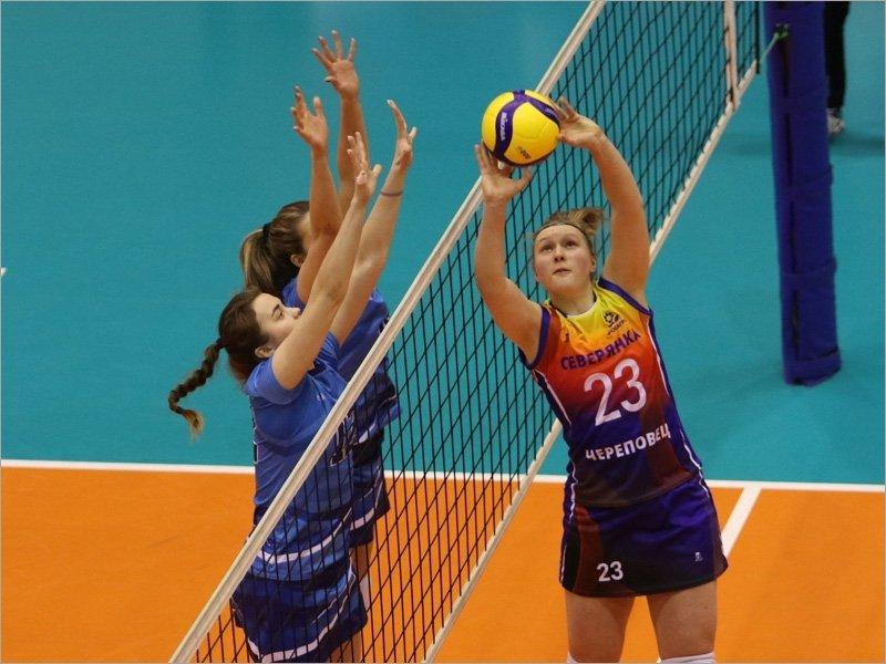 Дважды по 3:0 и дважды по 0:3: волейбольный «Брянск» заработал шесть очков в Череповце