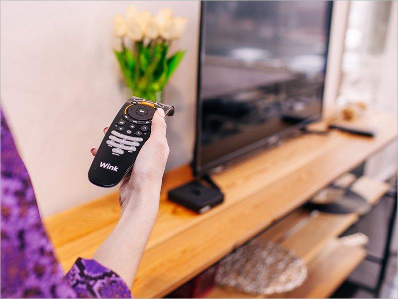 На новогодних каникулах абоненты Wink смотрели ТВ в 1,7 раза больше, чем в прошлом году