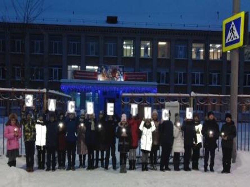 В профилактическом мероприятии городского ГИБДД «засветились» брянские пятиклассники