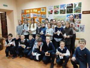 Заповедник «Брянский лес» организовал сразу три выставки детского рисунка