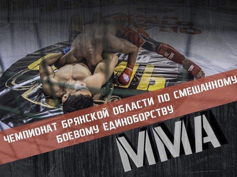 «Брянские волки» стали первыми на домашнем ММА-чемпионате