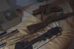 В Навлинском районе остановили наркодельца, пассажиром которого был незаконный «трофейщик»