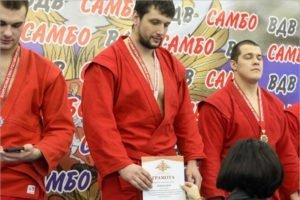 Брянские самбисты стали победителями Кубка командующего ВДВ