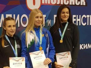 Брянские легкоатлетки завоевали медали на первенстве России в Смоленске