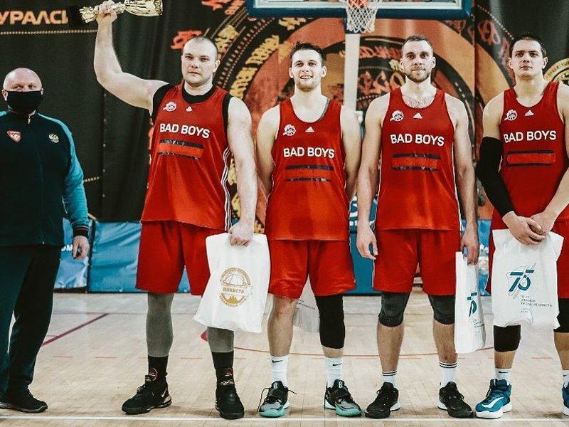Брянские BAD BOYS стали победителями домашнего фестиваля ЦФО
