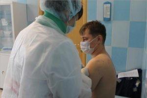 Работники Брянского автозавода прошли вакцинацию от коронавируса