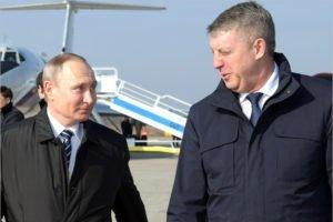 Владимир Путин подписал указ, по которому будет оценивать Богомаза и других губернаторов