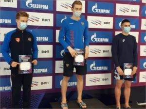 Брянский пловец Илья Бородин стал чемпионом ЦФО