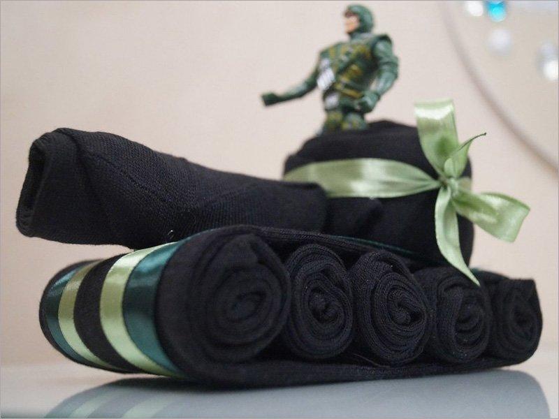 Носки потеряли первенство в списке самых популярных подарков мужчинам на 23 февраля
