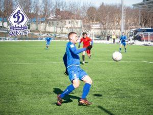 Брянское «Динамо» свело вничью последний контрольный матч южного сбора