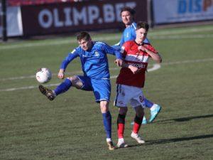 Брянское «Динамо» возобновило для себя первенство ФНЛ нулевой ничьей со «Спартаком-2»