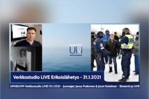 Навальный вызвал отторжение даже у жителей Финляндии