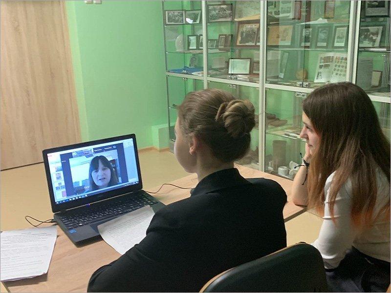 Брянский центр детского и юношеского туризма провёл виртуальную «Землю героев»