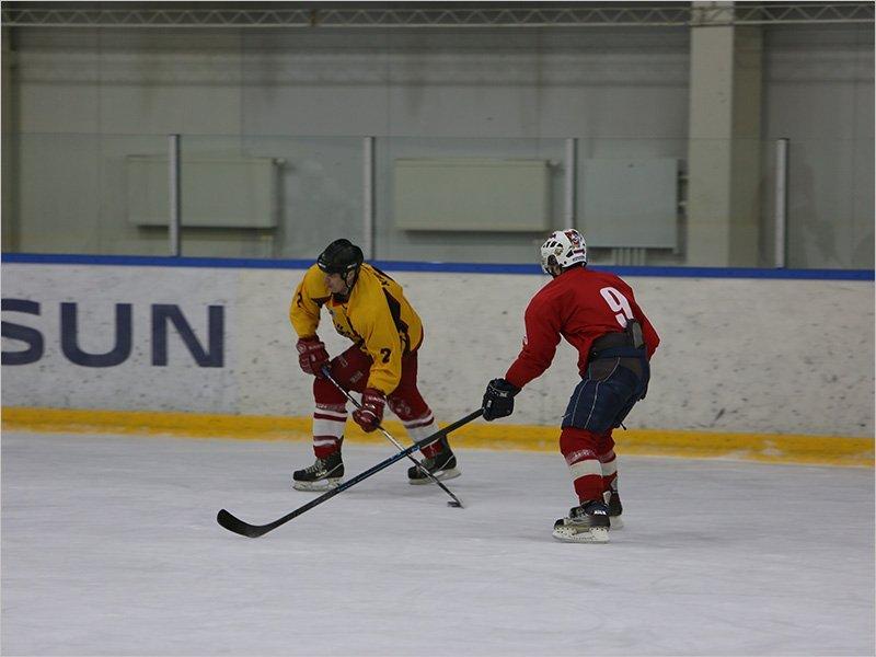 Хоккейный «Меленск» отправился за титулом чемпионов Брянской области