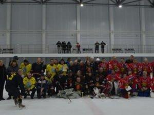 В Климово состоялся турнир по хоккею «Славянская дружба»
