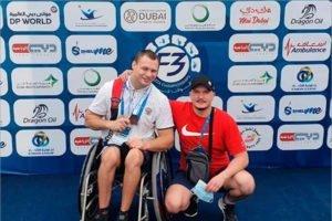 Брянский легкоатлет стал бронзовым призёром турнира в Дубае