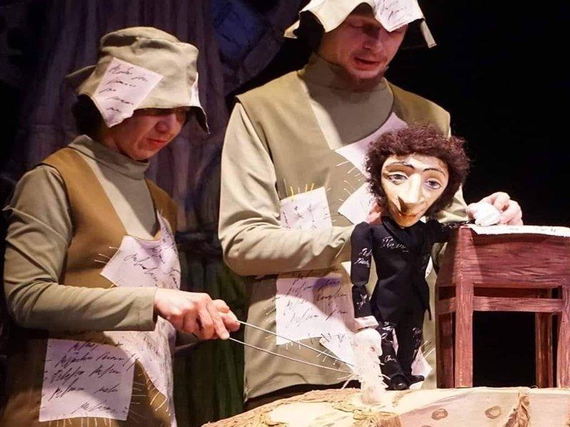 Сам Пушкин придёт в Брянский театр кукол на спектакль по своей сказке