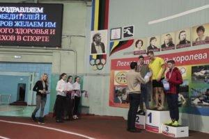 В бежицком спортманеже состоялся турнир по лёгкой атлетике памяти заслуженного тренера Игоря Скрипака