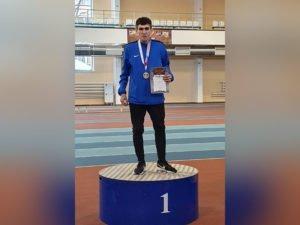 Брянские легкоатлеты с ПОДА привезли четыре медали из Новочебоксарска