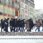 Навальнистская акция в Брянске 31 января оказалась подготовленной только с одной стороны