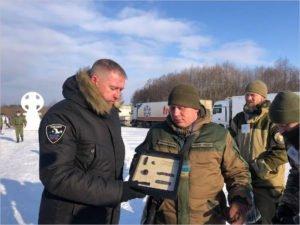 Украинские поисковики передали в Россию останки девятерых красноармейцев