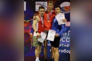 Брянский легкоатлет привёз серебро с первенства России по многоборьям