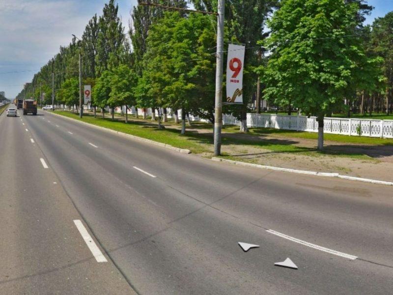 В Брянске на Московском проспекте отремонтируют 3,5 км тротуаров и установят остановки с остеклением