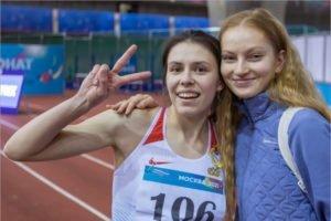 Брянская легкоатлетка Дарья Нидбайкина стала чемпионкой России