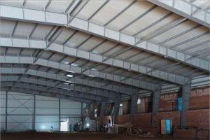 Для ледовой арены в Новозыбкове установлены котельная и подстанция