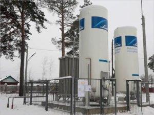 В Унечском ковидном госпитале установлена кислородная станция