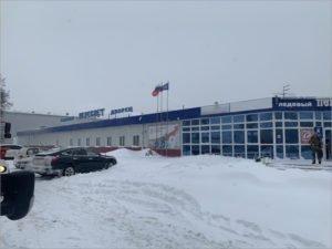 Брянская прокуратура организовала проверку по факту обрушения крыши ЛДС «Пересвет»