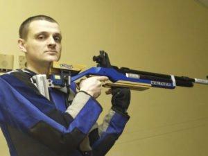 В тире дворца им. Ю.А. Гагарина состоялся чемпионат области по пулевой стрельбе