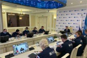 Гендиректор компаний «Россети Центр» и «Россети Центр и Приволжье» провёл заседание штаба
