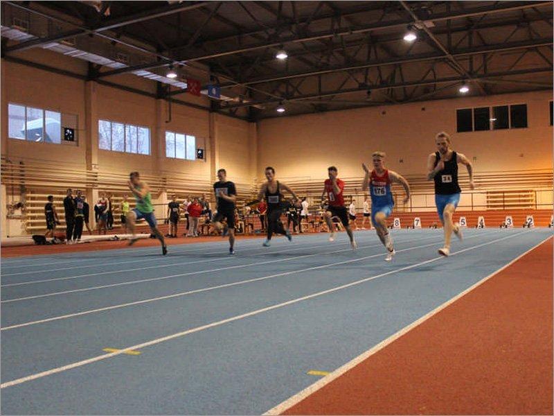 Брянский легкоатлет стал вторым на орловском турнире