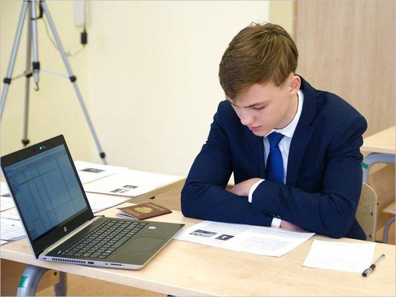 Итоговое собеседование по русскому языку прошли 11 тысяч брянских девятиклассников