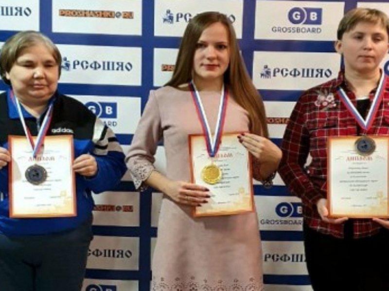 Брянские спортсмены успели отличиться на чемпионате и первенстве ЦФО по русским шашкам