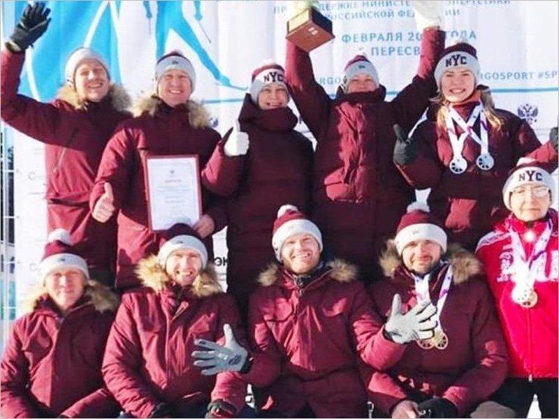 Сотрудники компании «Россети Центр» стали призерами Всероссийских соревнований по лыжным гонкам среди компаний ТЭК